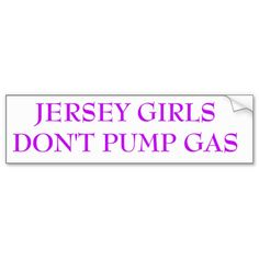 Funny Travel Coffee Mug Jersey Girls Dont Pump Gas Great Gift for NJ Women Mom Sister Daughter Girlfriend
