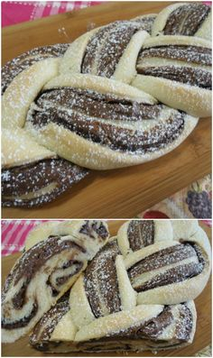 Open braid with nutella Nutella, Sweet Recipes, Cake Recipes, Dessert Recipes, Lemon Desserts, Mini Desserts, Popular Italian Food, Italian Cookie Recipes, Italian Cookies
