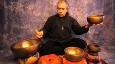 Meditation/2nd Chakra with Tibetan Singing Bowls .wmv (+lista de reprodu...