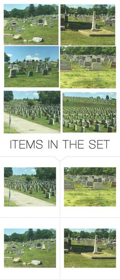 """""""Local Graveyard (St Mary)"""" by kaninekiller ❤ liked on Polyvore featuring art"""