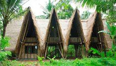 Ibuku Bamboo Based Architecture in Bali (1)