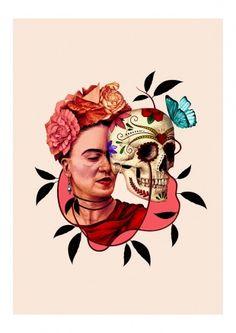 Suzanne, Portraits, Illustration, Fictional Characters, Frida Kahlo, Artist, Head Shots, Illustrations, Portrait Photography