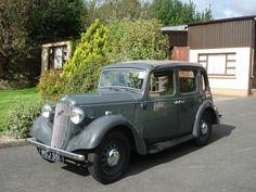 Austin 10/4 Conway Cabriolet 1938