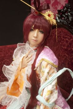 tora(tora) Kougyoku Ren Cosplay Photo - WorldCosplay