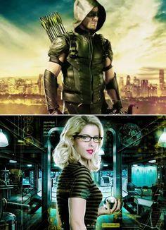 Green Arrow & Overwatch