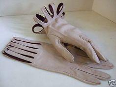 Sliced gloves
