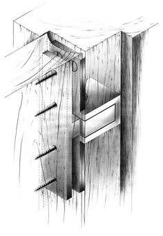 Heavy Duty Offset Pivot Hinges Architectural Drawing
