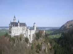 Neuschwanstein Castle. Fussen, Germany.