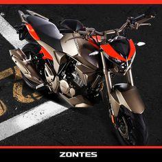 Mükemmel yol tutuşuyla her anın yıldızı; S250 www.zontes.com.tr