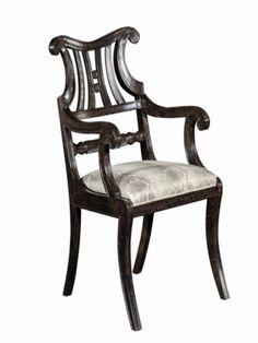 Councill Jester Arm Chair. Interiors by Diane.