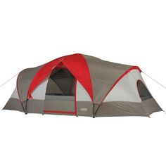 Wenzel Great Basin 10-person 3-room Tent