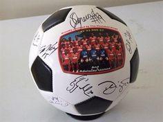 Gift for a coach - Reward Dedication Coach Gifts, Soccer Ball, Great Gifts, Charity, Balls, Gift Ideas, Group, European Football, Football