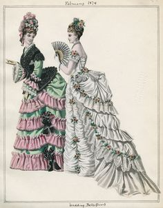 Wedding Bells (Queen) February 1874 LAPL