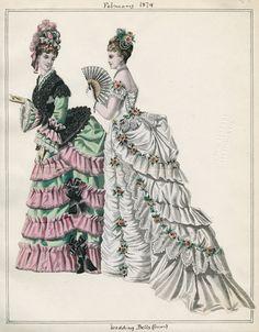 Wedding Bells (Queen) February 1874 LAPL