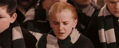 2. When he was crushed about losing. | Community Post: 16 Times Draco Malfoy Was Too Adorable For Words