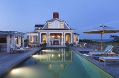 Shingle-Style Home, East Quogue, Robert A.M. Stern Architects, Steven Gambrel