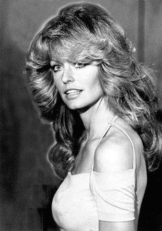 70s Farrah Fawcett, my dream woman from Texas