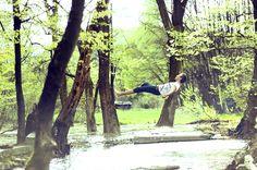 El Proyecto de levitación de David Nemcsik -