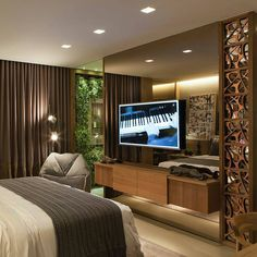 9 Most Simple Ideas Can Change Your Life: Abstract False Ceiling Design false ceiling with fan interior design.Contemporary False Ceiling For Office false ceiling design cabinets. Luxury Bedroom Design, Master Bedroom Design, Modern Bedroom, Bedroom Decor, Interior Design, Bedroom Ideas, Bedroom Interiors, Bedroom Makeovers, Bedroom Styles