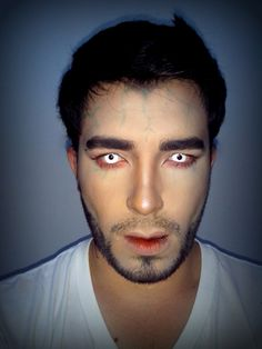 Halloween Makeup for Men | Makeup man, Vampire makeup and ...