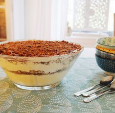 Lavkarbo dessert tips: Dronning Maud fromasj Low Carb Sweets, Low Carb Desserts, Canned Blueberries, Vegan Scones, Gluten Free Flour Mix, Scones Ingredients, Vegan Blueberry, Pudding Desserts, Sweets Cake