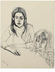 Alice Neel: Drawings and Watercolors 1927-1978