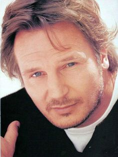 Liam Neeson. Saw him walking in Central Park....sexy sexy!! ~WHERE IN CENTRAL PARK?... maybe I get lucky too!!~