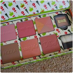 Sunshine On A Cloudy Day Blog :): Top 15 Posts Of 2014 - Benefit Cheeky Sweet Spot (Blush Palette) Review