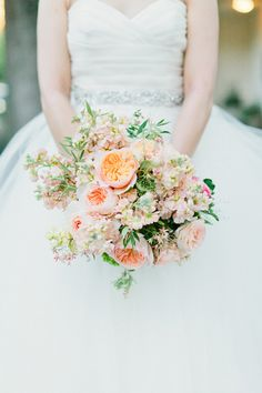 Soft and Sweet Wedding at the Garden Court Hotel and photographed by Daniel Kim Photography.