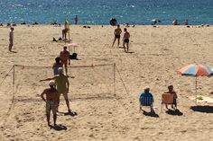 beach match.. #beach #voleyball #seniormatch