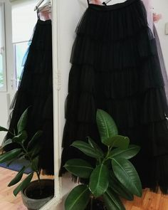 ANA clothing (@atelieranaclothing) • Instagram photos and videos Lovely Shop, Tulle, Photo And Video, Videos, Skirts, Clothing, Photos, Shopping, Instagram