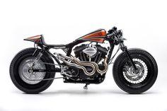 The Kustom Kommune's Harley Sportster 48