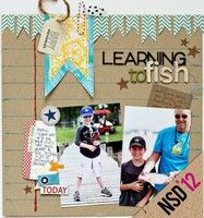 A Project by Shannon Tidwell from our Scrapbooking Gallery originally submitted 05/05/12 at 12:00 AM