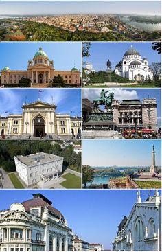 52. 貝爾格萊德 - 塞爾維亞 (Belgrade, Serbia)