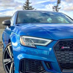 Cold AF - a closeup of the 🚙💥🔥 Audi Rs3, Sunday Funday, Fast Cars, Cool Cars, Close Up, Cold, Photo And Video, Games, Instagram