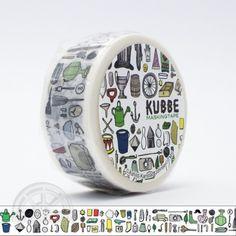 KUBBE Masking tape Tool