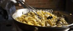 Marc Vetri has strong (very strong) opinions on how to sauce pasta. Learn from the master himself.