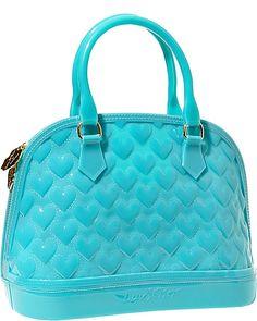 Betsey Johnson BOW REGARD SMALL SATCHEL BLUSH accessories handbags ...