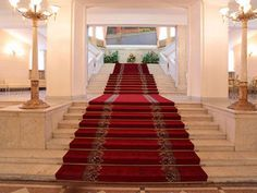 Kate Wedding Corridor Red Carpet Photography Backdrops