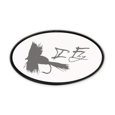 I Fly Fish Hitch Cover