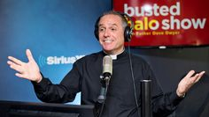 "Paulist Fr. Dave Dwyer leads our media ministry Busted Halo, which includes ""The Busted Halo Show"" heard on The Catholic Channel on SiriusXM radio."