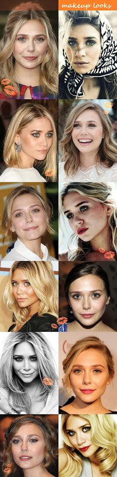 Olsen makeup looks