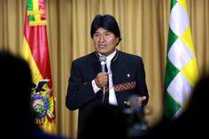 Evo Morales anuncia instalación de planta solar en Oruro con financiación europea | Radio Panamericana
