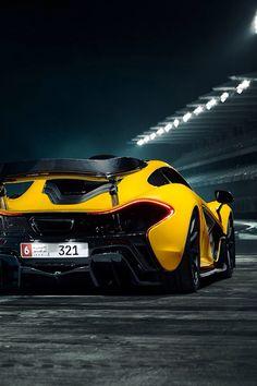 McLaren P1...