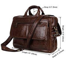 YAAGLE Mens Genuine Real Buffalo Leather Briefcase Busine... https://www.amazon.co.uk/dp/B00YGNXQSU/ref=cm_sw_r_pi_dp_x_8g2JybSACC6DK