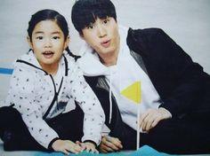 Tablo's Daughter - Lee Haru Loves Animals - So cute Haru! Kang Hye Jung, Lee Haru, Can't Stop Laughing, Superman, Drama, Korean, Daughter, Kpop, Foods