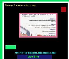 Diabetes Tratamiento Nutricional 190650 - Aprenda como vencer la diabetes y recuperar su salud.