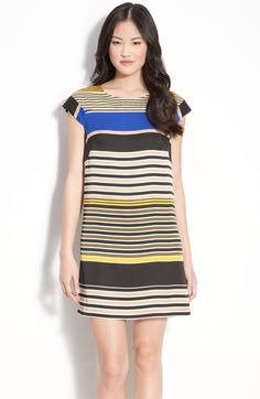 Seamline Cynthia Steffe 'Gina' Shift Dress