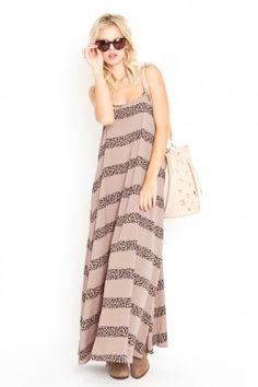 Zulu Maxi Dress - StyleSays