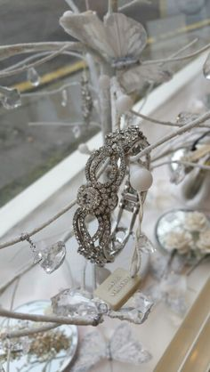 Sparkly bangle available at Lace & Co.